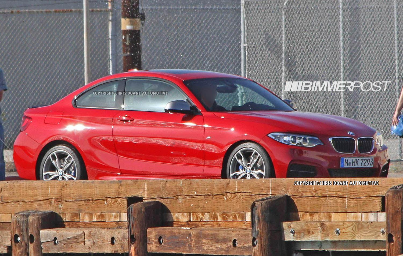 BMWm235i cdauto 51613 1 Już niebawem debiut BMW Serii 2!