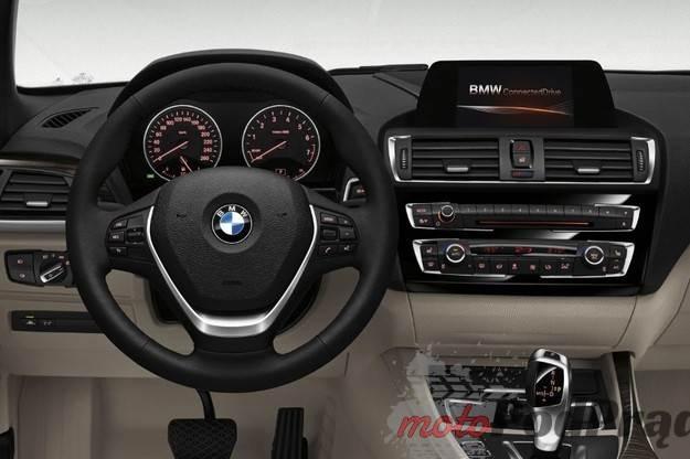 0003PW4K5GV3PFWA C116 F4 Coupe BMW z trzema cylindrami