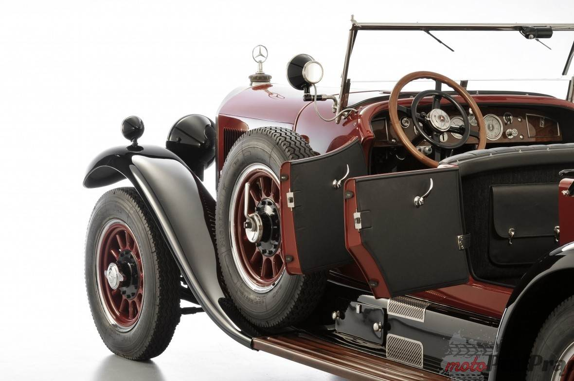 0004TMP0ITMNF5FQ C0 F3 Muzeum Mercedesa będzie sprzedawać auta