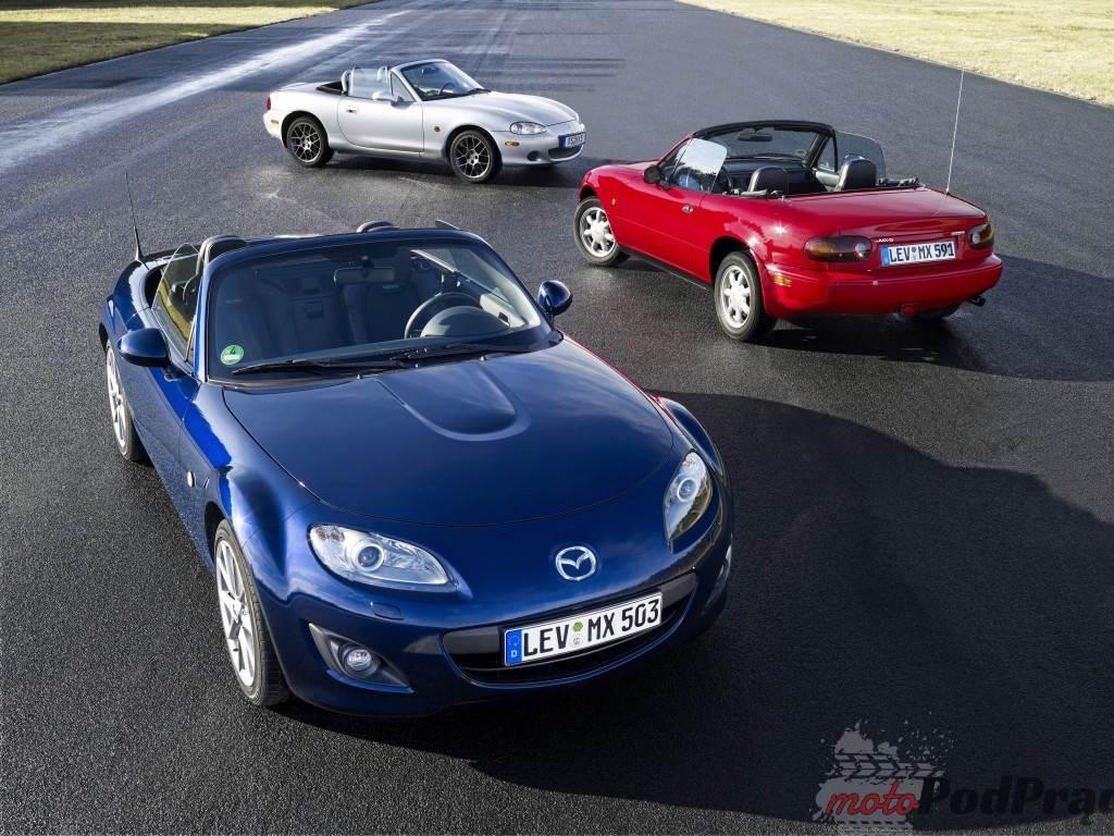 1145 1024x768 Wreszcie jest! Mazda MX 5!
