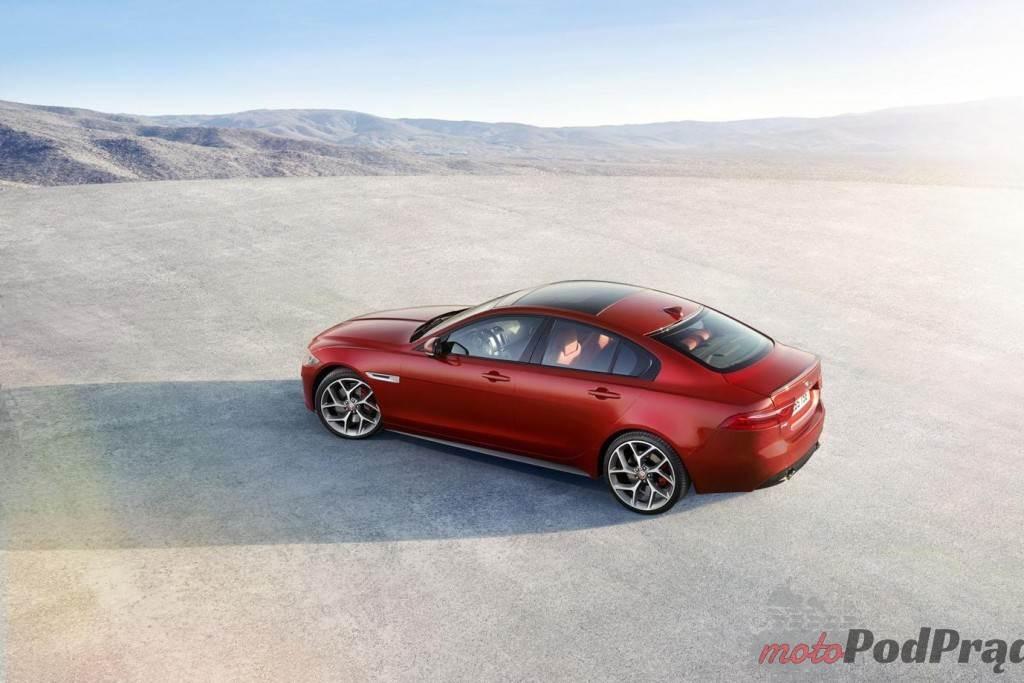 1148 1024x683 [Paryż 2014] Jaguar XE na podbój klasy średniej premium