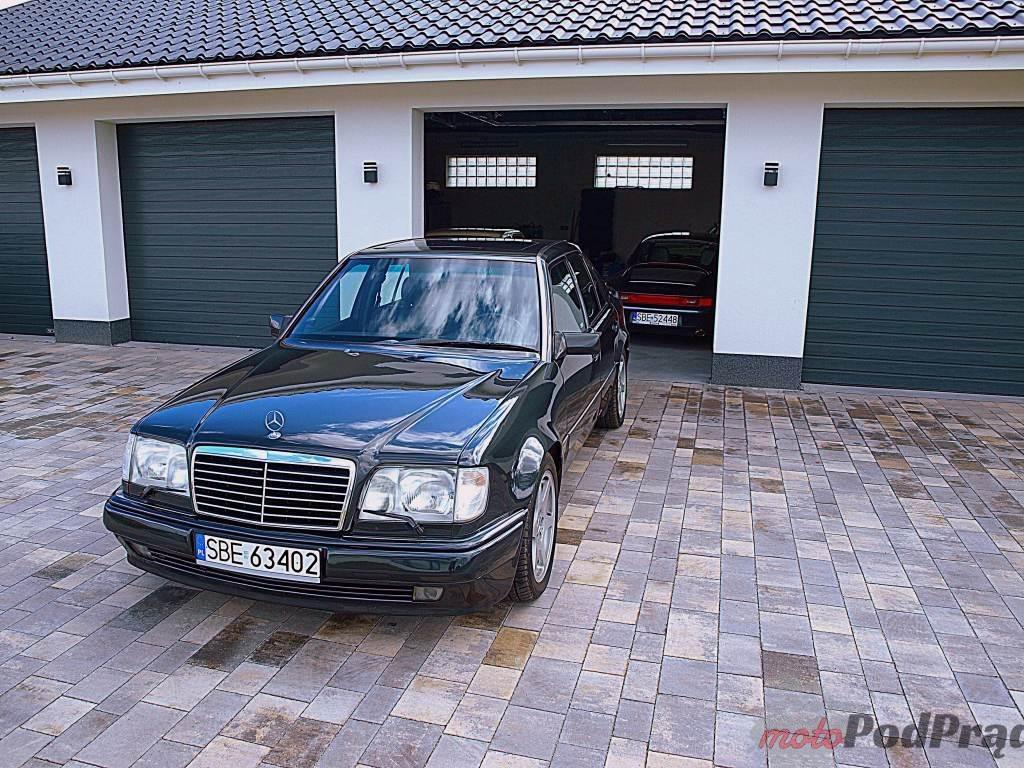 1188 Znalezione: Mercedes W124 E500   Czarna Wdowa!
