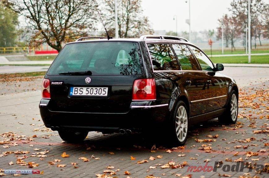 1264 Znalezione: VW Passat B5 W8   wyjątek od reguły