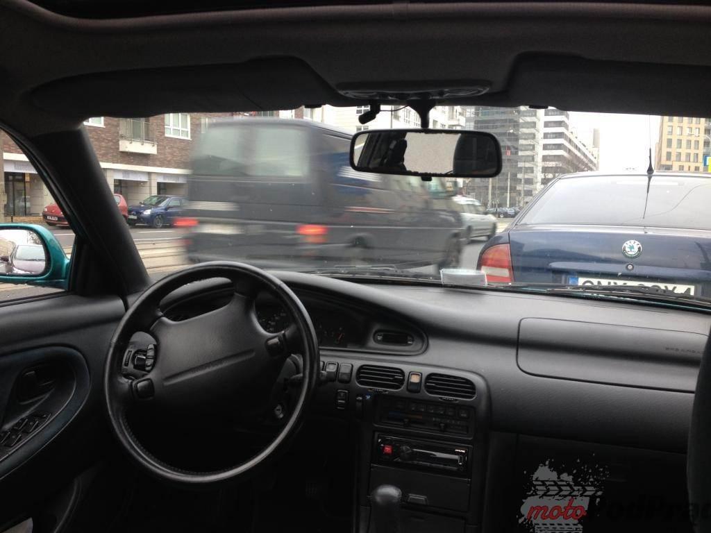1279 [Znalezione] Mazda 626   prawdziwy Japoniec