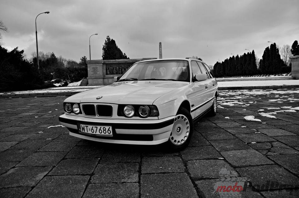 1370 Znalezione: BMW e34 518i kombi   wielki come back!