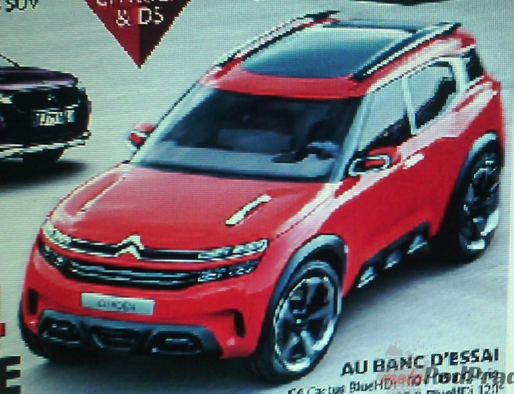 1396 1024x786 Citroën Aircross   Francuzi szykują kolejne wariactwo?