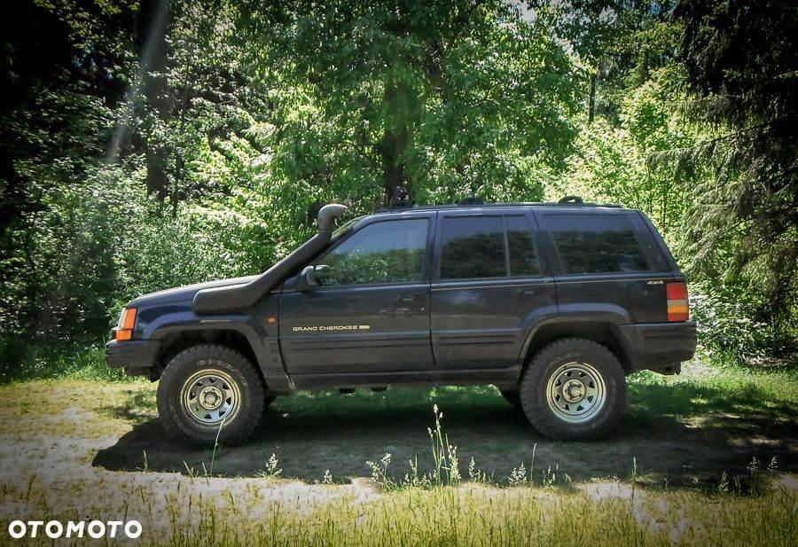 1438 Znalezione: Jeep Grand Cherokee ZJ 4.0 Limited
