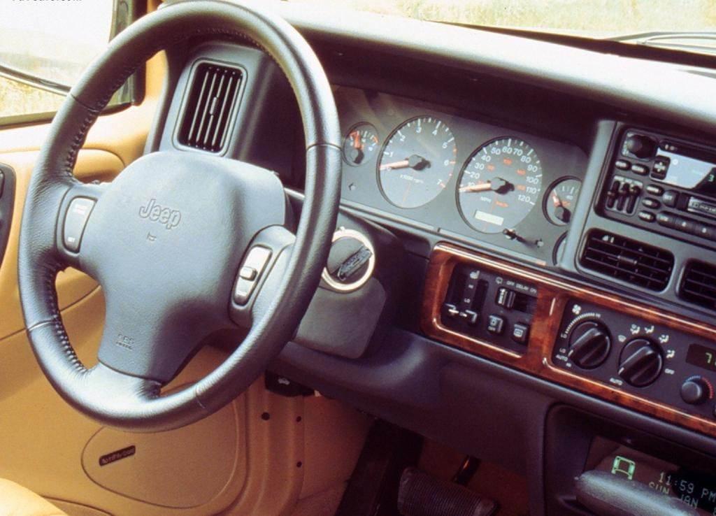 1439 1024x738 Znalezione: Jeep Grand Cherokee ZJ 4.0 Limited