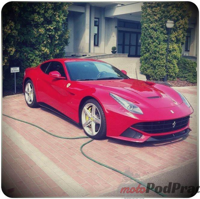 Ferrari F12 Berlinetta Od Króla TVN-u...