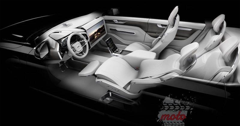 1525113097689024073 Volvo projektuje wnętrze autonomicznego auta