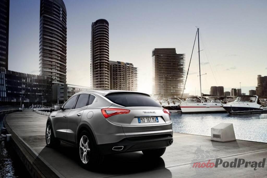 1583514500 3 L SUV od Maserati w 2015 roku