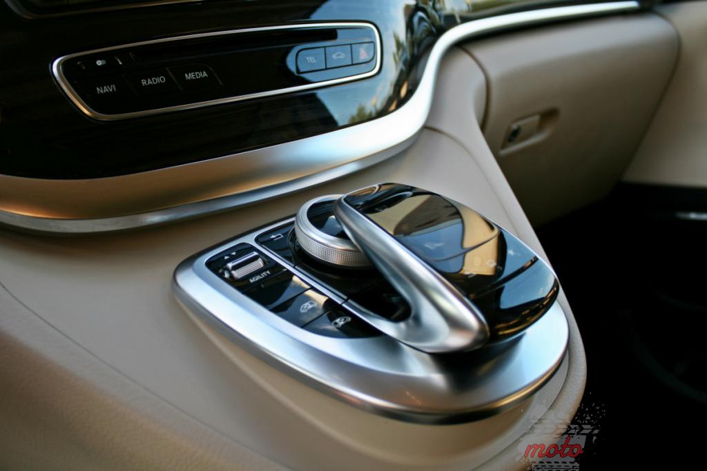 16 1024x683 Test: Mercedes Klasy V 250 BlueTEC 190KM