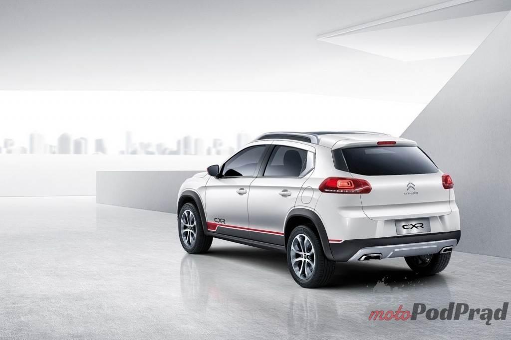 1752595394 2 L Citroen C XR   nowy crossover w Chinach
