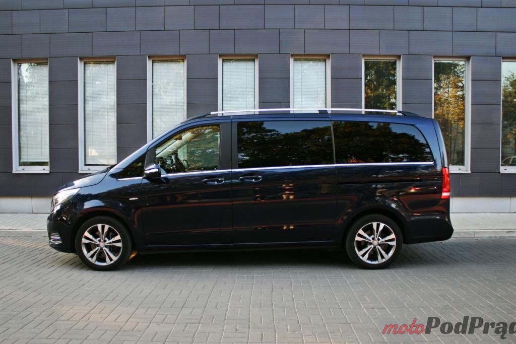 19 1024x683 Test: Mercedes Klasy V 250 BlueTEC 190KM