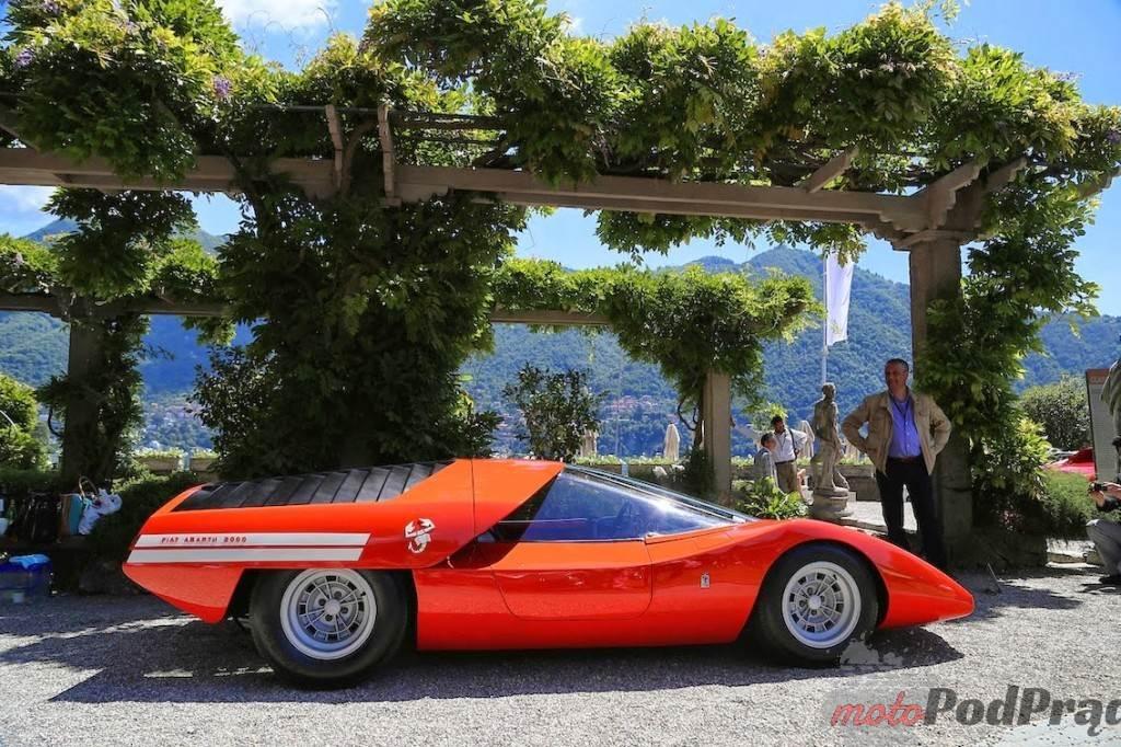 1969 Abarth 2000 Pininfarina Scorpione 7 1024x682 Abarth 2000 Pininfarina Scorpione   włoski design