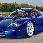 1998 nissan r390 2 4 150x150 Nissan R390   szaleństwo lat 90 tych