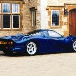 1998 nissan r390 2 5 150x150 Nissan R390   szaleństwo lat 90 tych