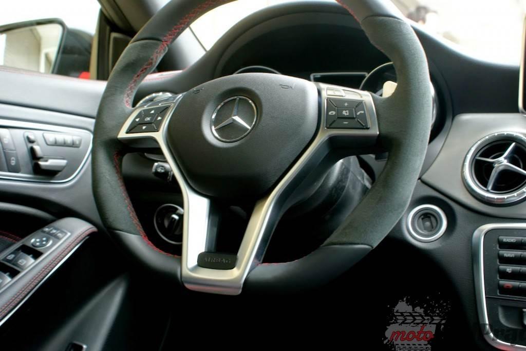 2013 Mercedes Benz CLA45 AMG 10 1024x685 Test: Mercedes CLA 45 AMG