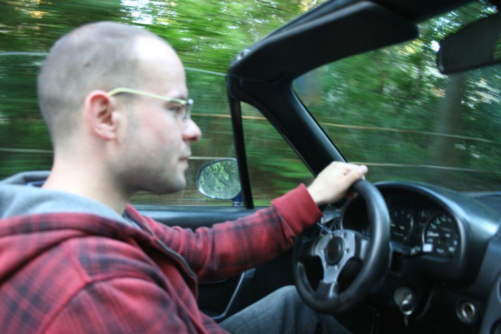 IMG 6795 Używane: Mazda MX5 – radość w cenie