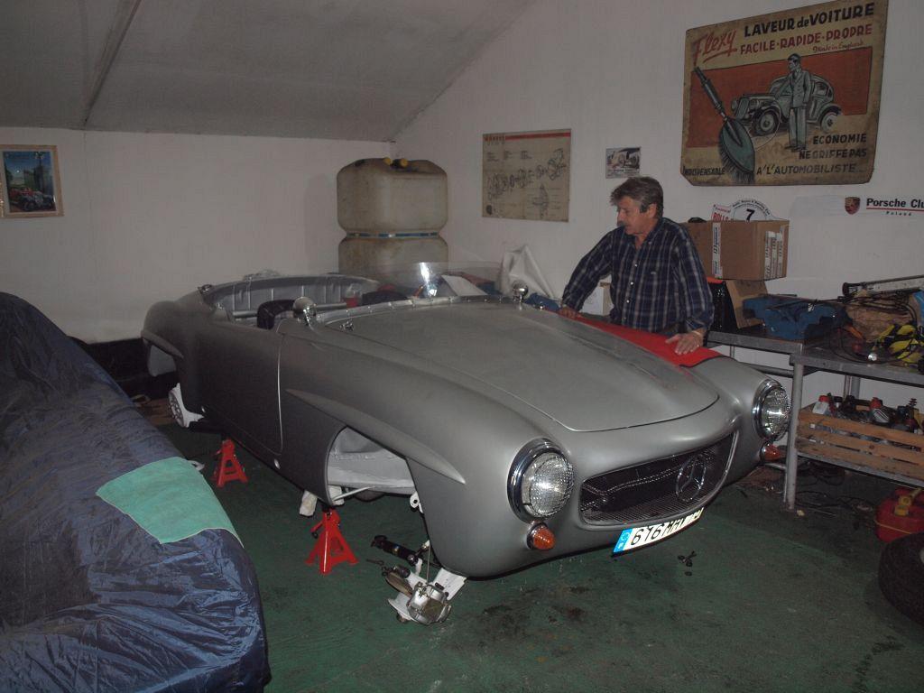 P8292204 Mirosław Staniszewski i jego Classic Parts