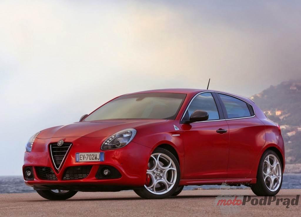 2014 Alfa Romeo Giulietta Quadrifoglio Verde 1024x738 MiTo i Giulietta Quadrifoglio Verde po liftingu