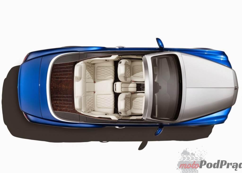 2014 Bentley Grand Convertible Concept 2 1024x734 Kabriolet Bentleya w pełnym szyku