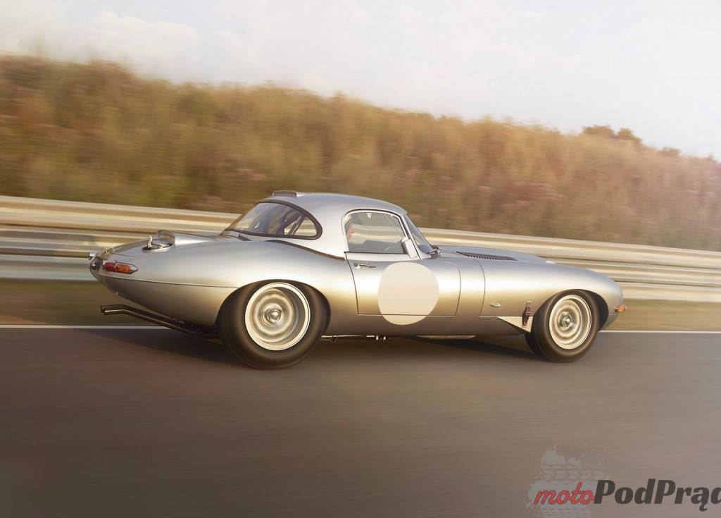 2014 Jaguar E Type Lightweight 2 1024x735 Jaguar E Type Lightweight   legenda powraca