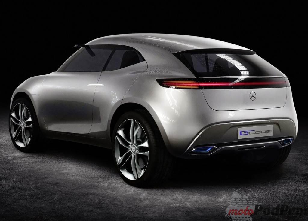 2014 Mercedes Benz Vision G Code Concept 2 1024x736 Mercedes Benz Vision G Code Concept   kolejny SUV?