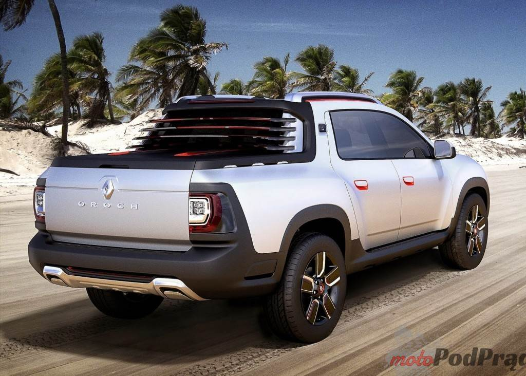 2014 Renault Duster Oroch Concept (2)