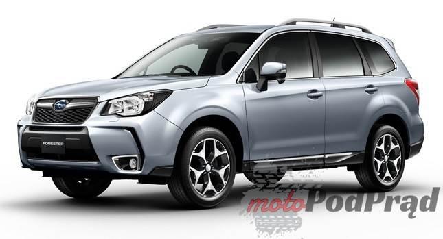 2014 Subaru Forester Samochód Roku Playboya 2014   wyniki i fotorelacja