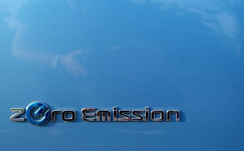 2013 Nissan Leaf 2 1024x636 Test: Nissan Leaf