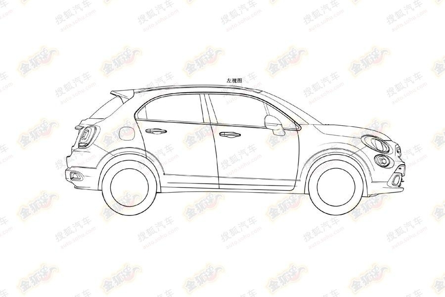 275836582 2 L Tak będzie wyglądał Fiat 500X