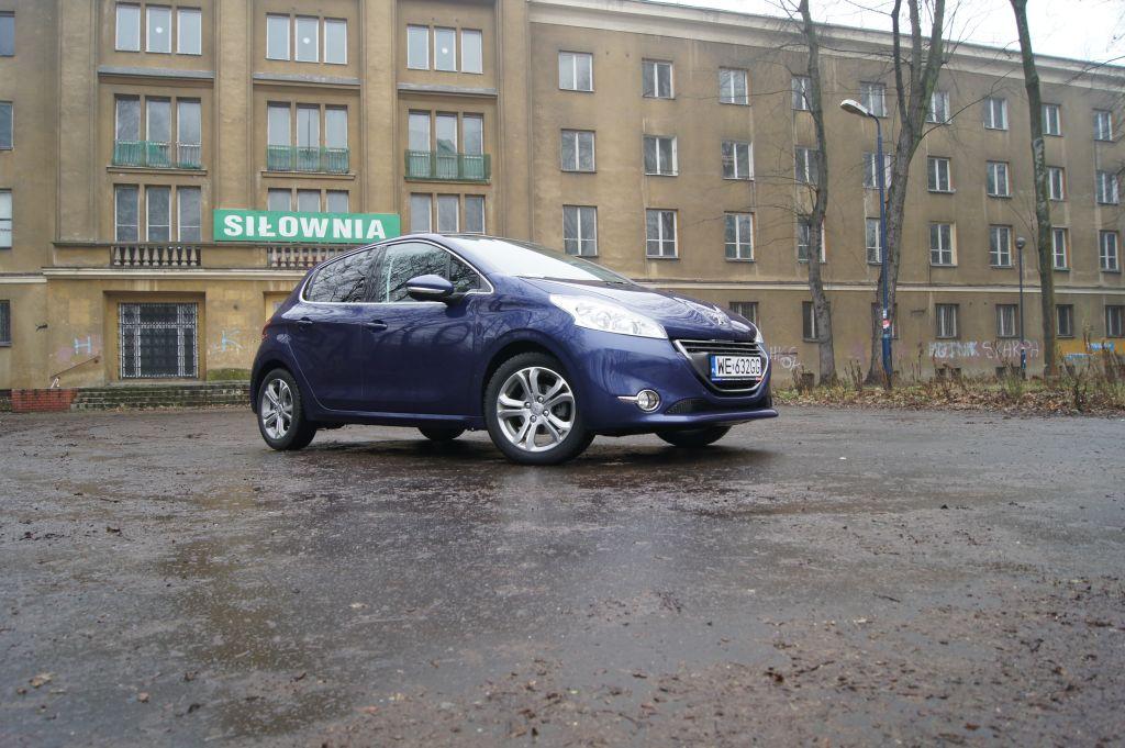 DSC09077 Test: Peugeot 208 1.6 e HDI
