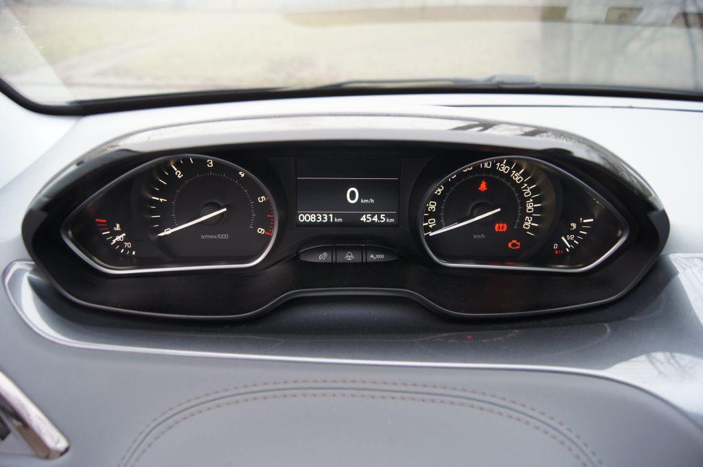 DSC09100 Test: Peugeot 208 1.6 e HDI