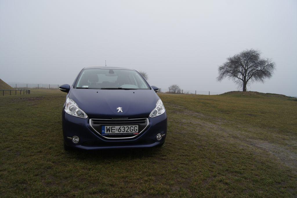 DSC09140 Test: Peugeot 208 1.6 e HDI