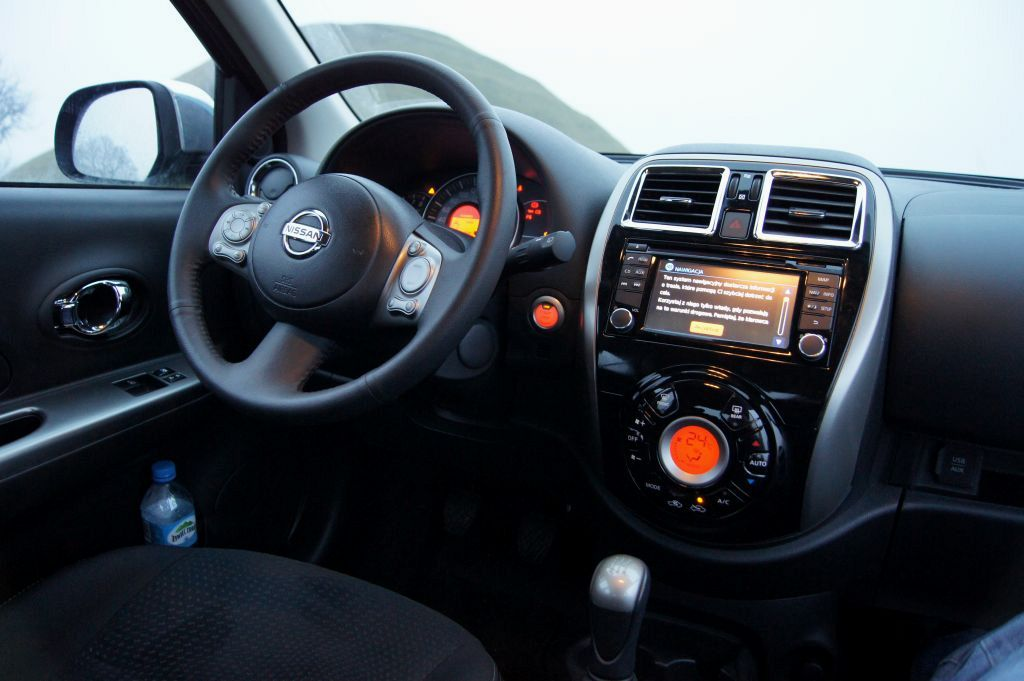 DSC09173 Test: Nissan Micra 1.2 80 KM