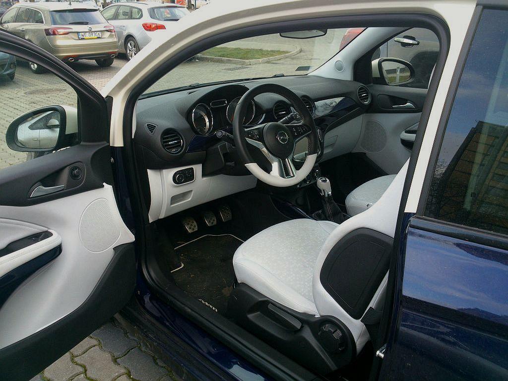 DSC 0852 Test: Opel Adam 1.4 Ecotec