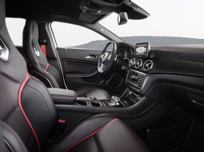 GLA45 8  Mercedes Benz GLA 45 AMG – 360 koni przyjemności