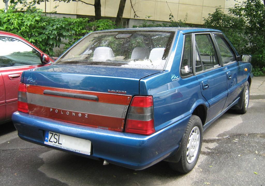 Polonez ATU plus blue rear 1024x722 Nowiutkie Lamborghini Countach na sprzedaż