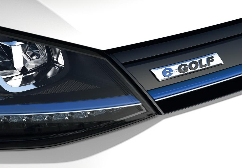 Volkswagen e Golf 2015 1024x768 wallpaper 12 Ekologiczny VW E Golf tuż tuż