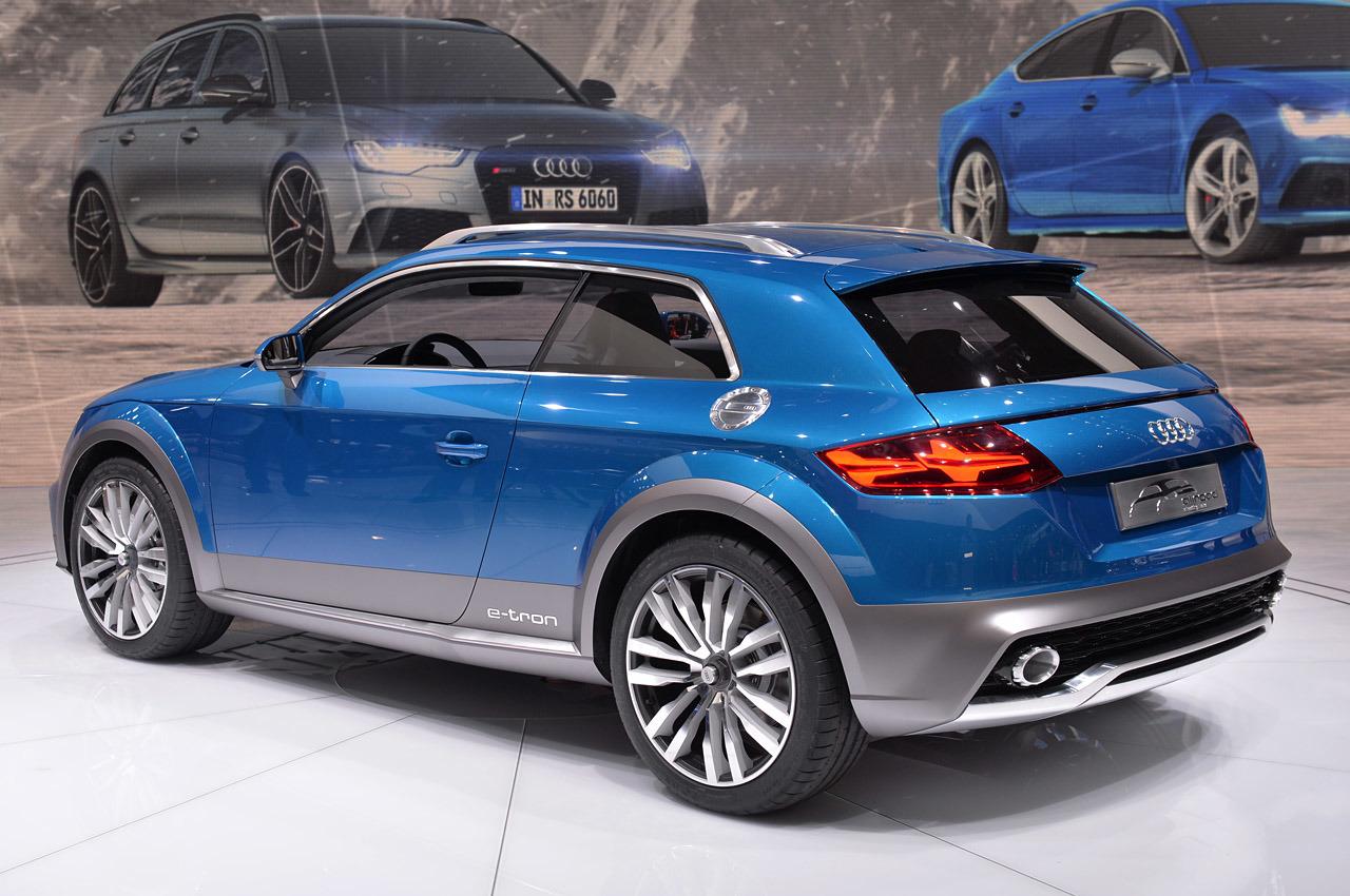 audi allroad shooting brake 3 Debiut Audi Allroad Shooting Brake