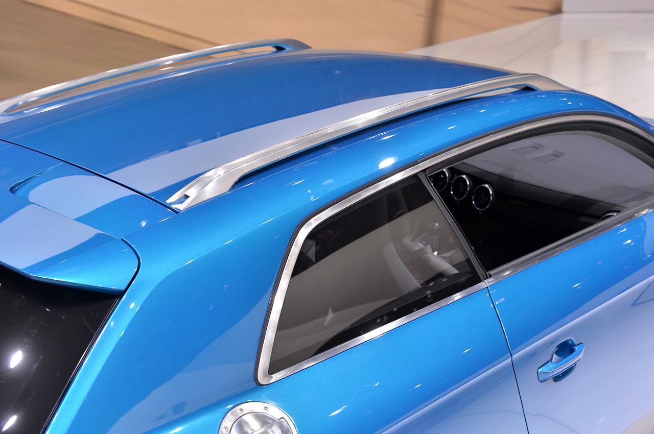 audi allroad shooting brake 6 Debiut Audi Allroad Shooting Brake