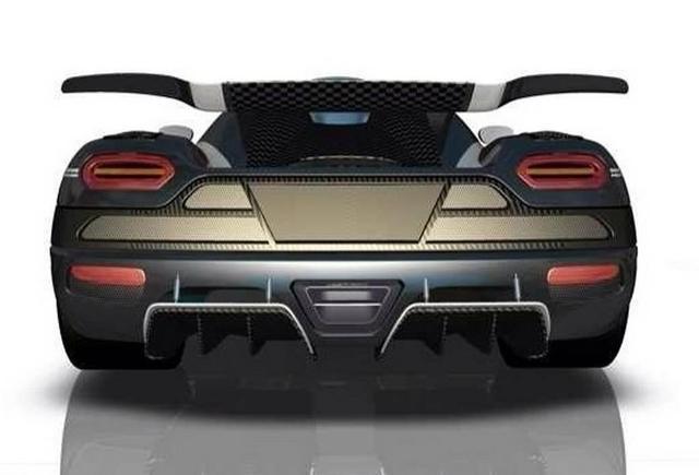 koenigsegg one1 5.640 Koenigsegg One:1 pobije rekordy?