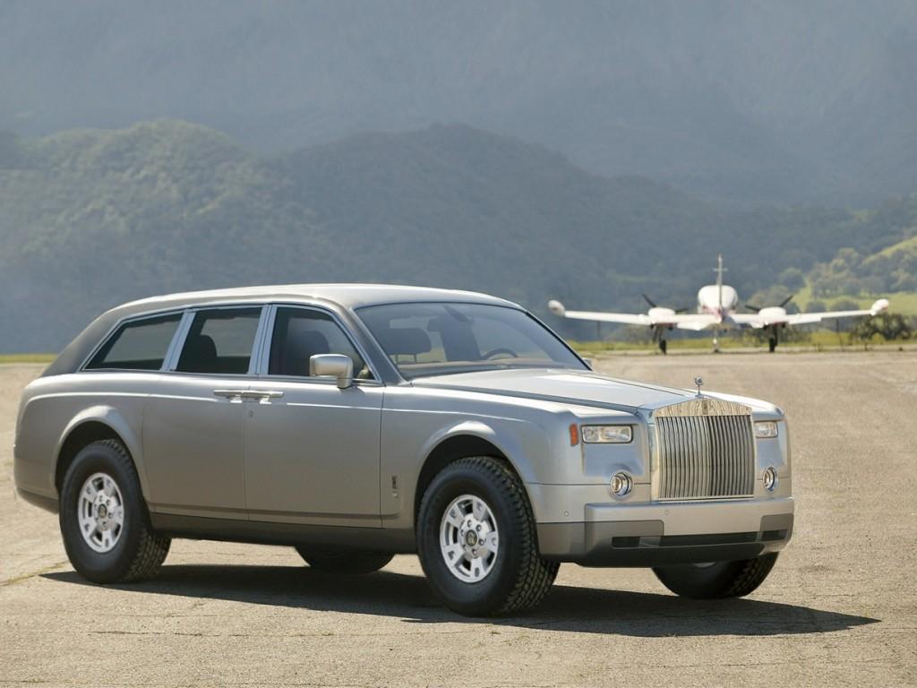 100830 10492 300789 1024x768 Crossover od Rolls Royce'a?