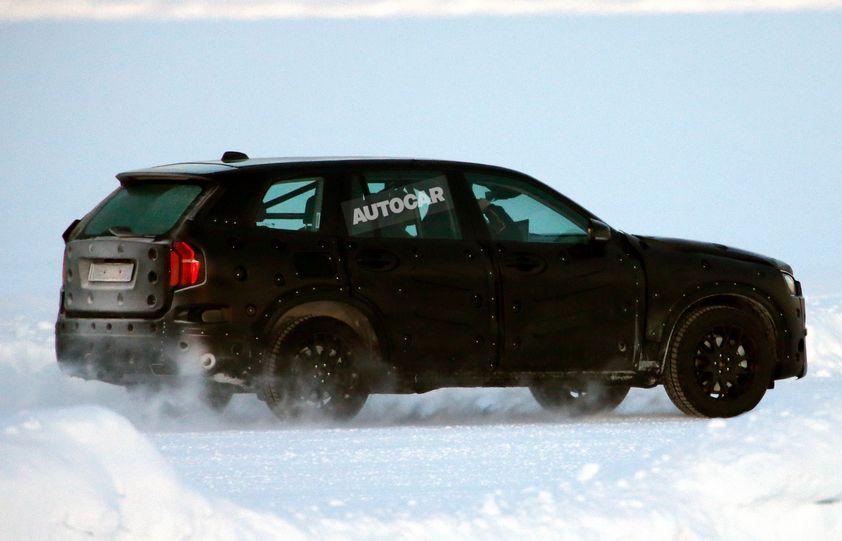 Clipboard011 Nowe Volvo XC90 przyłapane!