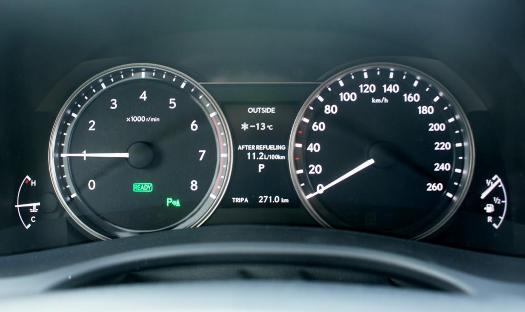 DSC48389 1024x609 Test: Lexus GS 300 H