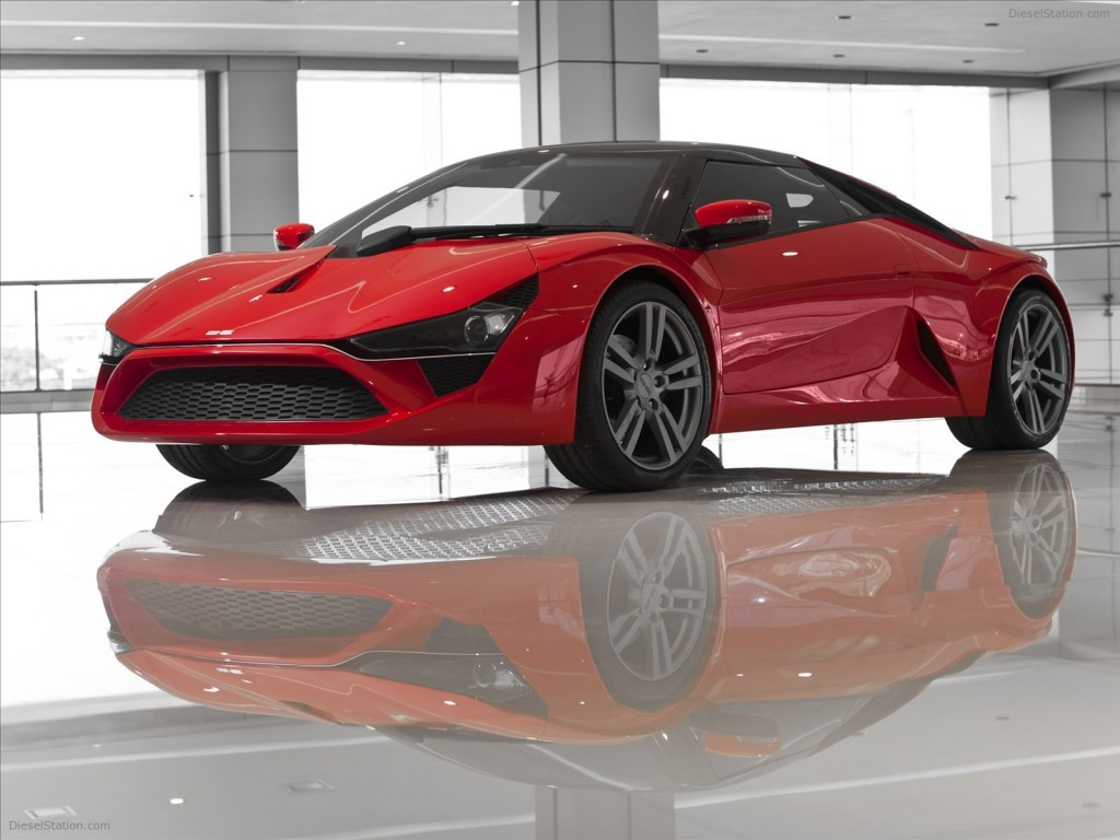 dc avanti 2013 first indian supercar by dc design 011 1024x768 DC Design Avanti prosto z Indii