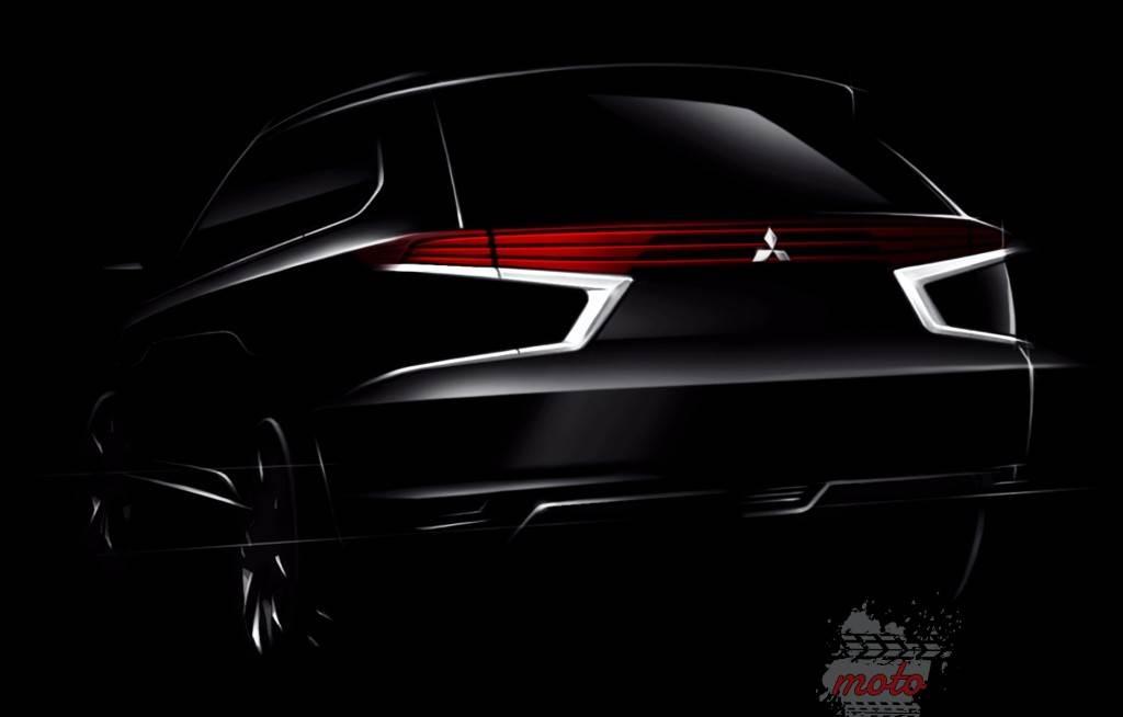 2014 PMS   Sept 2 1024x654 [Paryż 2014] Mitsubishi Outlander Phev Concept S pojawi się w Paryżu