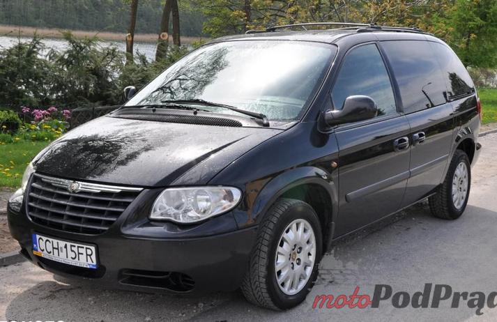 2015 07 09 12 42 39 Chrysler Voyager wersja 2.8 SE CDR OTOMOTO Hity Allegro #2
