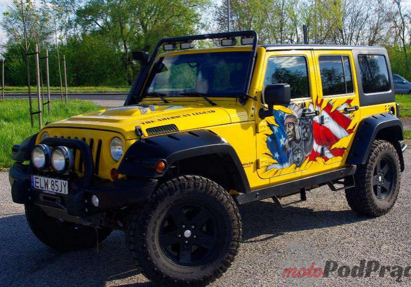 2015 07 09 12 56 13 Jeep Wrangler Rubikon OTOMOTO Hity Allegro #2